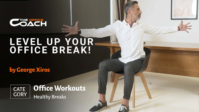 Level up your Office Break!